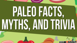 paleo facts myths and trivia