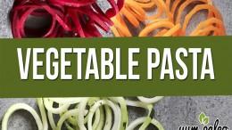 Vegetable Alternatives to Pasta