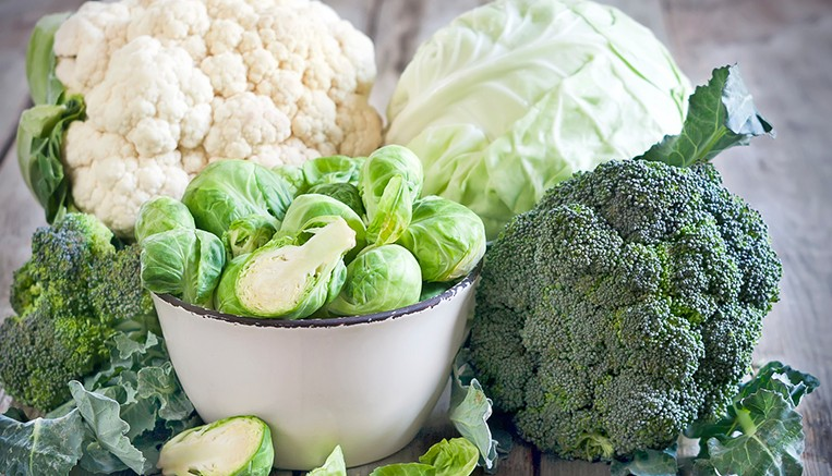 Healthy Brassica Vegetables