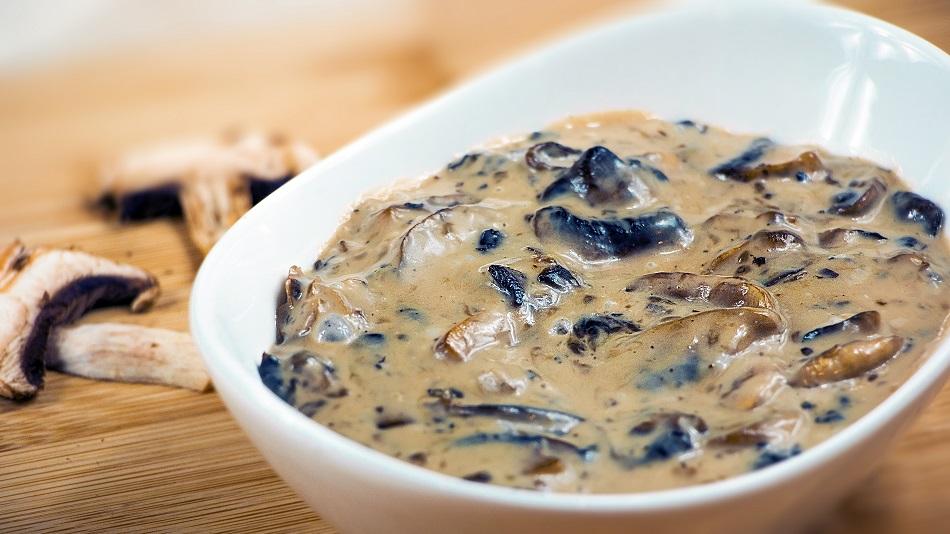Paleo Mushroom Sauce